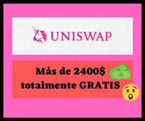 uniswap-regalo-mas-de-2400-dolares-gratis